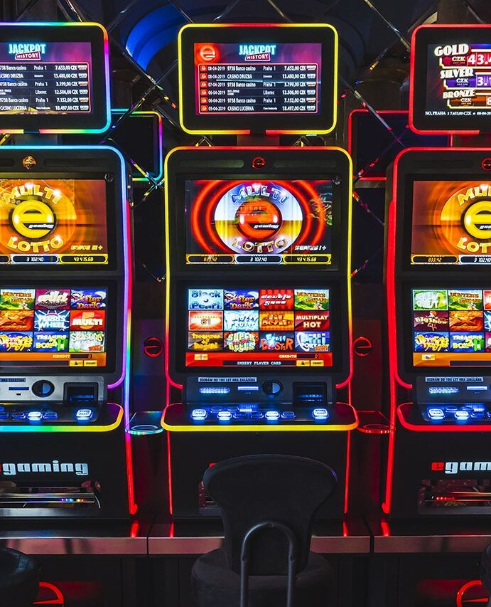 4 Kinds Of Slot Gaming Machines